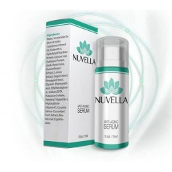 Nuvella Anti-aging Serum 0.5oz/15ML