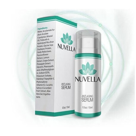 Nuvella Anti-aging Serum 0.5oz/15ML