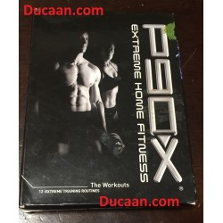 P90X Beach body Extreme Home Fitness The Workouts- 12 Extreme Training Routines