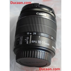 Canon EF-S 18-55mm f/3.5-5.6 IS II Image stabilizer Lens