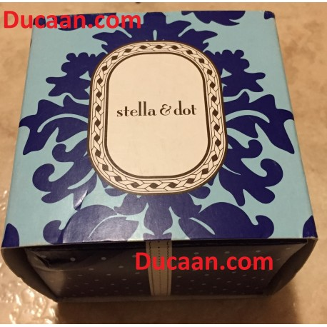 Stella & Dot Genuine Chantilly Lace Cuff