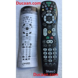 Shaw Champion Remote -2025b1-b1 for HD Digital boxes