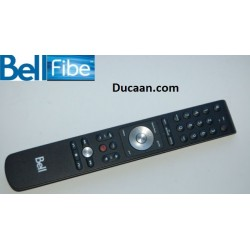 Bell Fibe TV Slim Genuine Remote Control -VIP1200,1216,1232,2202