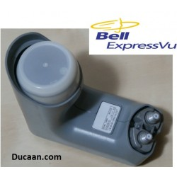 Bell Satellite TV Dual LNB LNBF for Bell HD Reciever