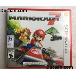 Mario Kart 7 -Nintendo 3DS, 2011-Complete in Box CIB