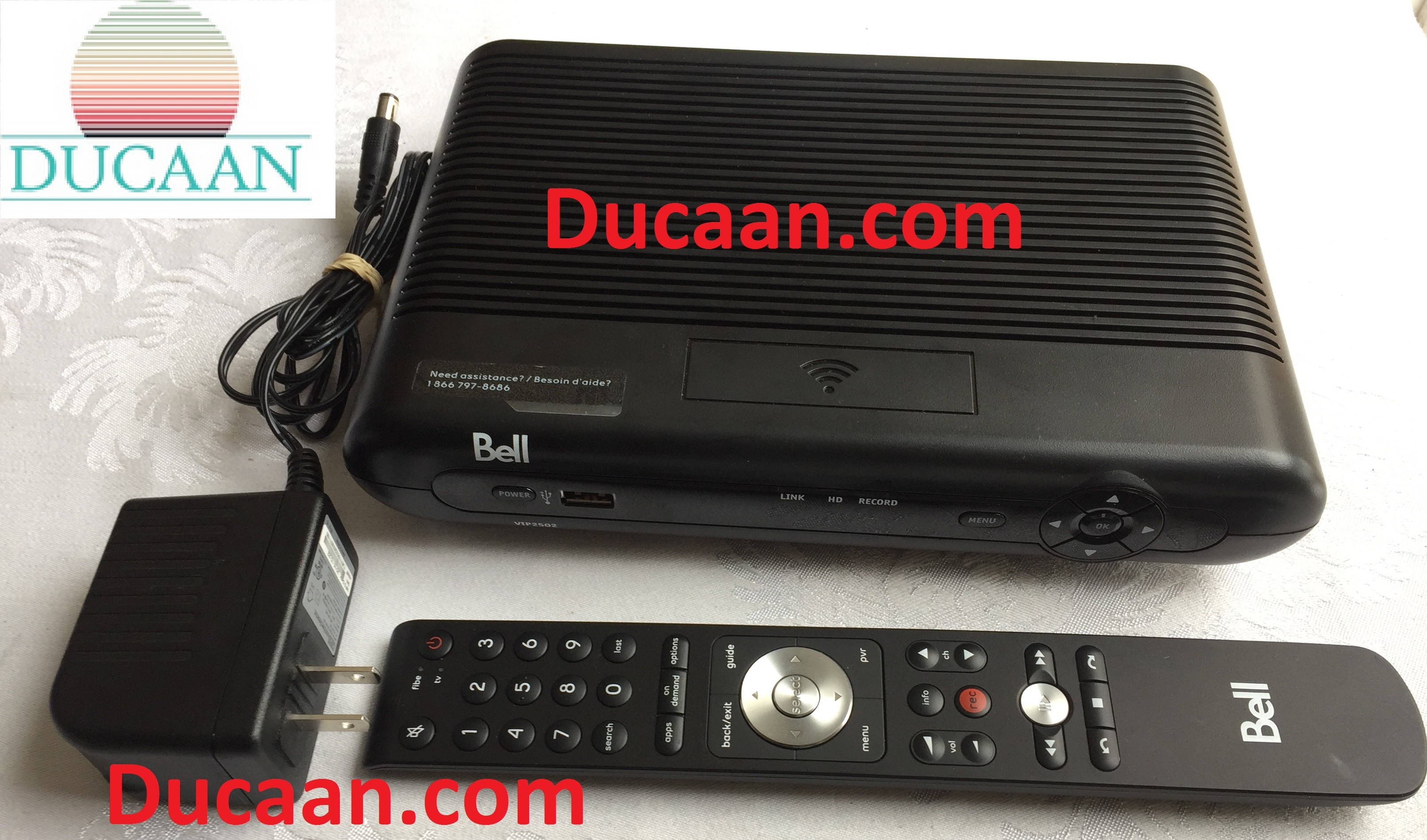 Bell Fibe Wiring Diagram And Schematics Iptv Ideas Electrical Circuit Tv Vip2502 Wireless Receiver For Ducaan