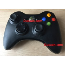 OEM Official Genuine Microsoft Xbox 360 Wireless Controller - Black