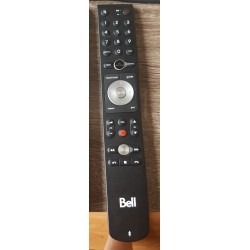 Bell Fibe Bluetooth Genuine Slim Remote- Bell Fibe 4K VIP5662W