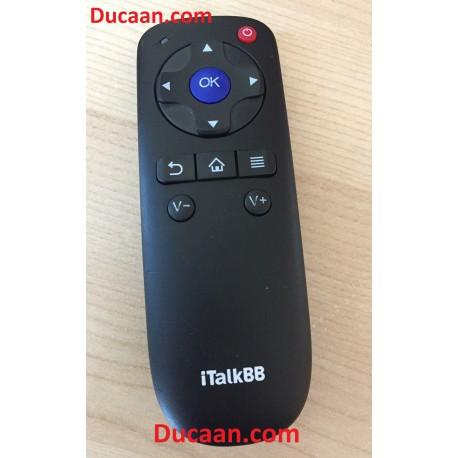 Italkbb IPTV box Replacement Remote control