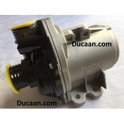 BMW Engine Water Pump Electric (Turbocharged Engine) VDO Continental OEM 11517563659