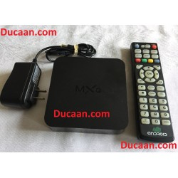 MXQ Android High definition HD IPTV Smart TV Box Streaming Media Player
