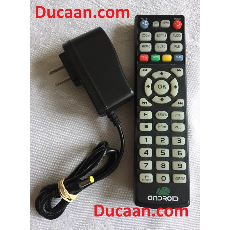 MXQ Android High definition HD IPTV Smart TV Box Streaming Media