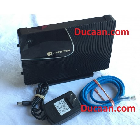 Videotron Zyxel EMG2926-Q10A Dual-Band Wireless AC/N Gigabit Router Ethernet Gateway