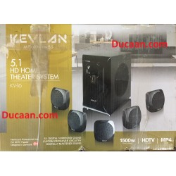 Kevlan 5.1 HD HOME THEATER SYSTEM Model KV-16