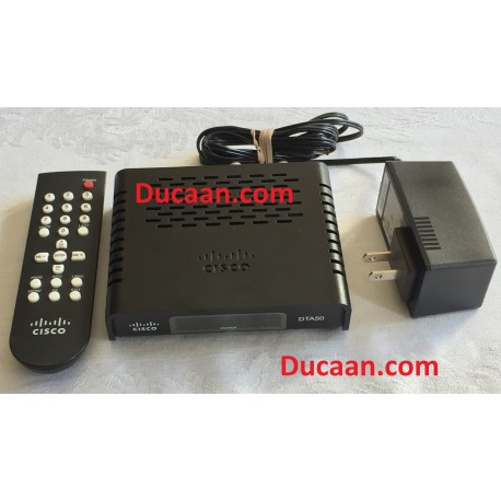 Rogers Cisco Digital Transport Adapter Cisco DTA50 Digital FOR K.W area - Kitchener,Waterloo