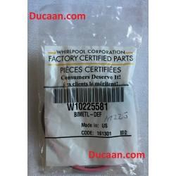 Whirlpool Refrigerator Defrost Thermostat WPW10225581 (W10225581) Genuine OEM