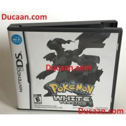 Pokemon - White Version, (Nintendo DS)