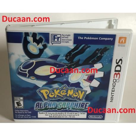 Pokemon: Alpha Sapphire (Nintendo 3DS)