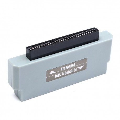 60 Pin To 72 Pin Adapter Converter For Nintendo NES Console System (FC To NES Converter )