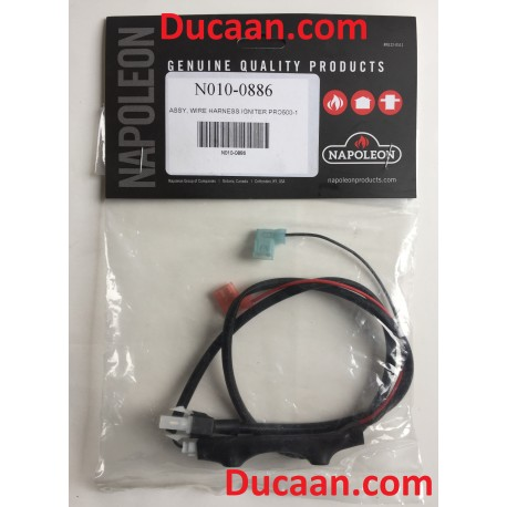 Napoleon Genuine N010-866 Wire Harness Igniter For PRO 500-1