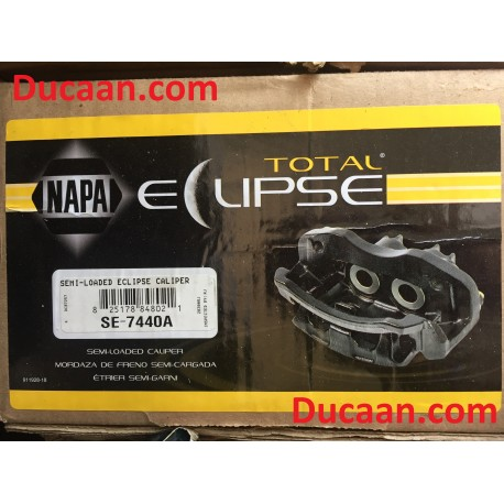NAPA Total Eclipse semi-loaded (SE) caliper Model SE-7440A