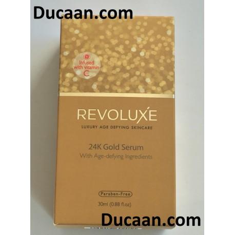 Revoluxe 24K Gold Serum 30ml (0.88oz) - EXP Date: 24/01/2020