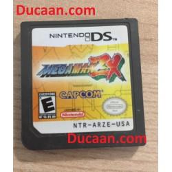 Mega Man ZX (Nintendo DS, 2006)