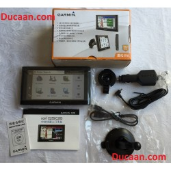 "Garmin NUVI C265 6"" GPS Vehicle Navigation System w/ Lifetime Maps/Traffic w/ Canada/ USA & China Maps"