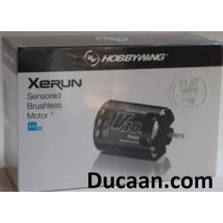 Hobby Wing 30101109 Xerun-V10-21.5 G2 1900kV Brushless Motor
