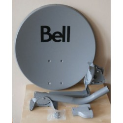 Bell TV Multi Satellite 20 INCH HIGH DEFINITION Upgrade Satellite Dish Kit