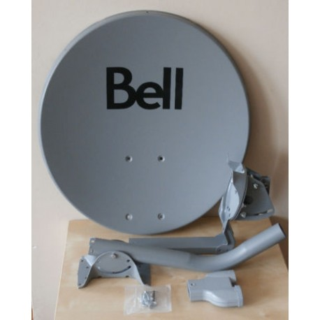 Bell TV Multi Satellite GENUINE 20 INCH HIGH DEFINITION Upgrade Kit