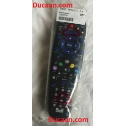 Bell Satellite TV Genuine Remote Control 5.4IR - 199535