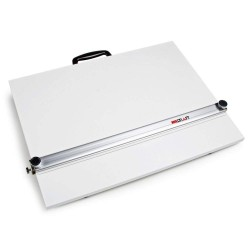 Martin Universal Drawing Board with Parallel Straight Edge size 18x24