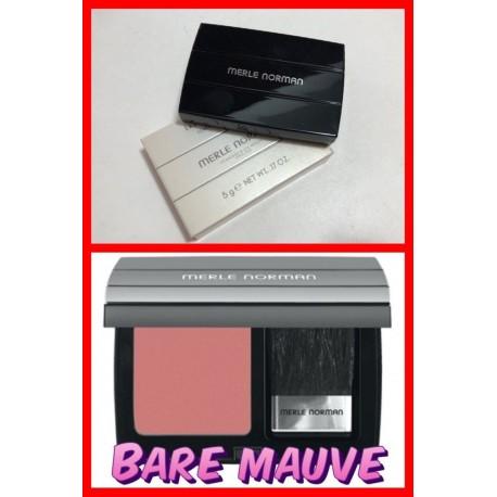 MERLE NORMAN Lasting Cheekcolor MAUVELOUS Blush 5g / .17 oz NIB