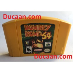 N64 DONKEY KONG NINTENDO 64- 100% Authentic - Genuine