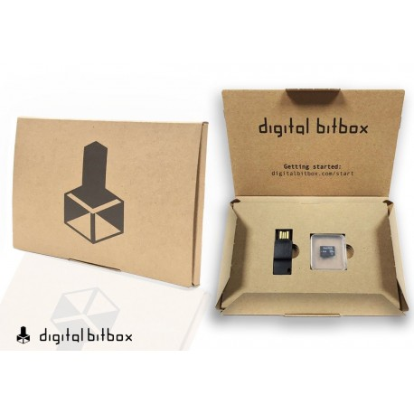 Swiss Made Digital Bitbox cryptocurrency hardware wallet Model DBB1707