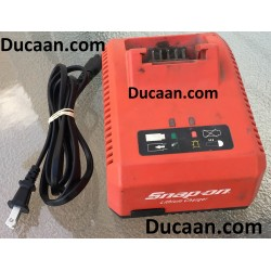 Snap On Battery Charger-CTC720 For Lithium,CTB7185, 8185 Battery