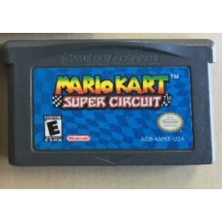 Mario Kart Super Circuit ((Nintendo Game Boy Advance -GBA)