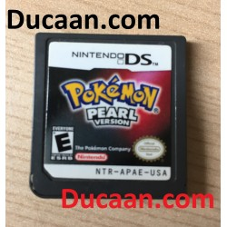 Pokemon: Pearl Version Authentic (Nintendo DS, 2007) Cart Only