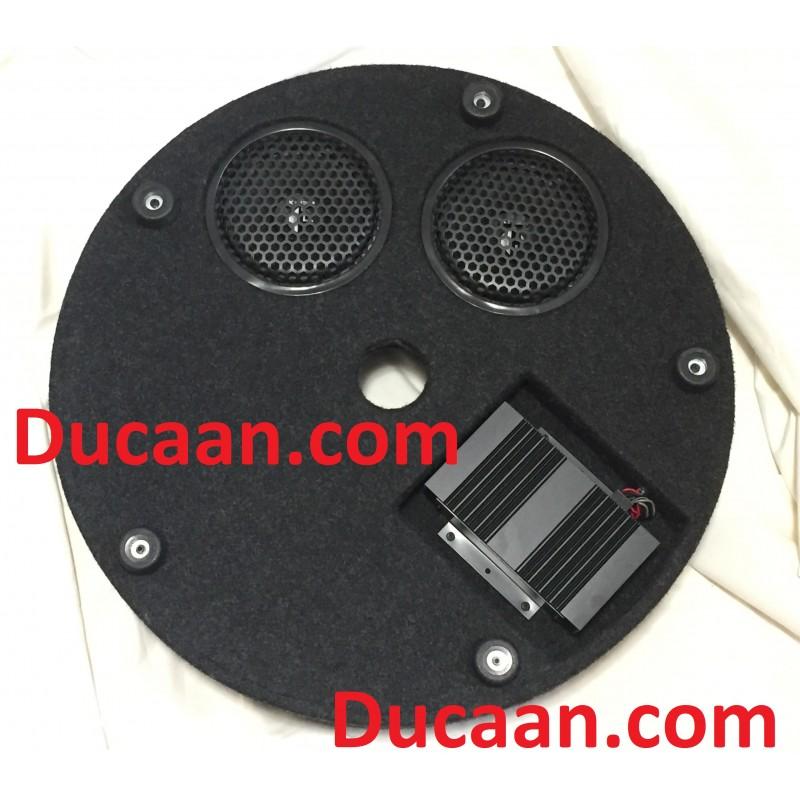 original volkswagen vw helix plug play sound system. Black Bedroom Furniture Sets. Home Design Ideas