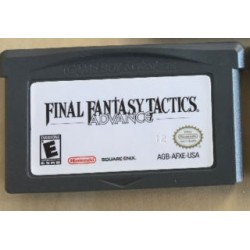 Final Fantasy Tactics Advance (Nintendo Game Boy Advance- GBA)