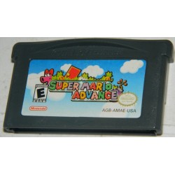 Super Mario Advance (Nintendo Game Boy Advance) GBA