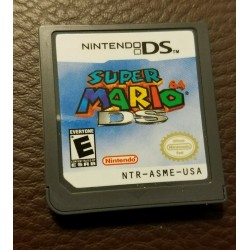 Super Mario 64 (Nintendo DS) Lite DSi XL 3DS 2DS -Game only