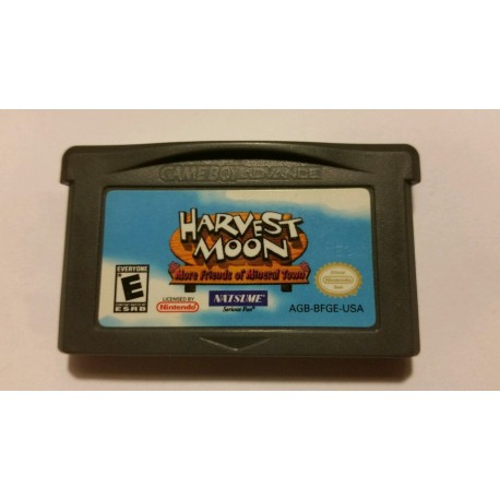 C:UsersHPDesktopDucaan.com-Online adGameboy Advance Harvest Moon More Friends of Mineral Town GBA