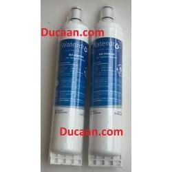 LOT OF 2 -Waterdrop 4396508 Refrigerator Water Filter Replacement