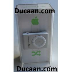 NEW Apple iPod Shuffle 2nd Generation Silver 1GB A1204