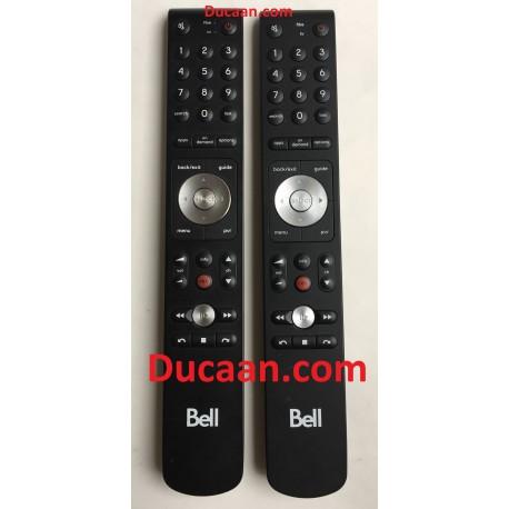 LOT OF 2- Bell Fibe TV GENUINE Slim Remote Control -VIP1200,1216,1232,2202