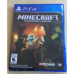 Minecraft PlayStation 4 Edition For Sony PlayStation 4