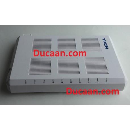 NOKIA Alcatel-Lucent G-240g-a Fiber Optic Modem ICS 01 MREV 06 Intertek
