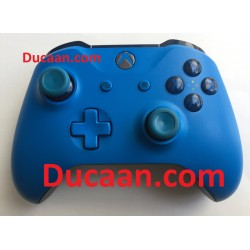 Genuine Microsoft Xbox One Wireless Video Game Controller Blue Model 1708